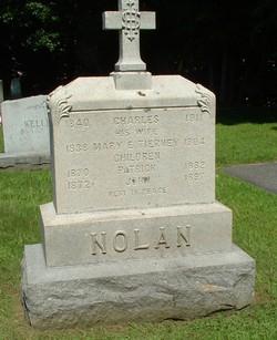 Mary E. <i>Tierney</i> Nolan
