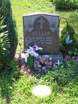 Harold Nils Heller
