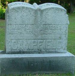 Mary Jane <i>Van Luven</i> Campfield