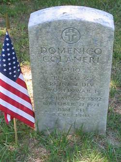 PFC Domenico Colaneri
