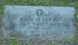 John Henry Derr