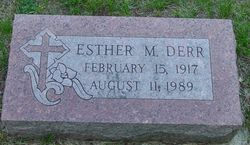 Esther May Derr