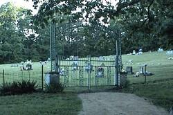 Evaline Cemetery