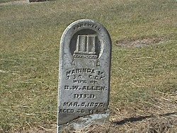 Marinda Martha <i>Busby</i> Allen