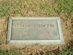 Naomi Bell Dolly <i>Platt</i> Moore
