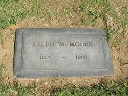 Ralph Maxfield Moore