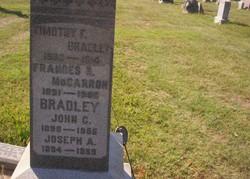 Agnes K Bradley