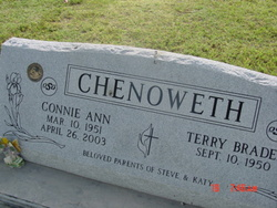 Connie Ann <i>Bronner</i> Chenoweth