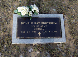 Donald Ray Brustrom