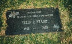 Helen Ruby <i>Ozias</i> Brandt