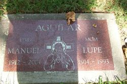 Lupe C Aguilar