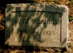 Boyd Buoth Briggs