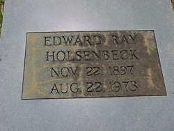 Edward Ray Holsenbeck