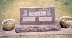 Raymond Earl Adams