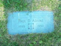 Paul D. Adams