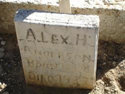 Alexander H Alex Anderson