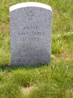 Arne Antonio Jones