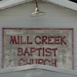 Mill Creek Baptist Church Cemetery