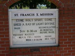 Saint Francis Mission Cemetery