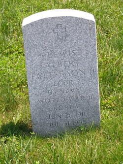 Lewis Albert Patterson, II