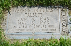 Vernon Douglas Doug Talbutt