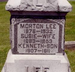David Morton Lee