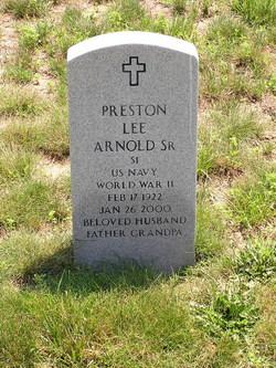 Preston Lee Arnold, Sr