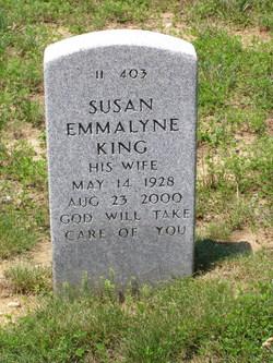 Susan Emmalyne <i>King</i> Aubuchon