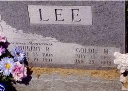 Goldie M Lee