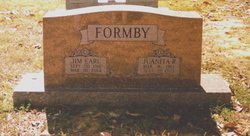 Jim Earl Formby
