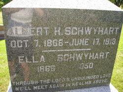 Ella <i>Brown</i> Schwyhart