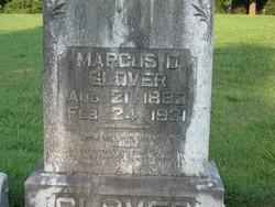 Marcus Daniel Glover