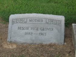 Bessie <i>Rice</i> Glover