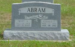 Gerald Leon Abram