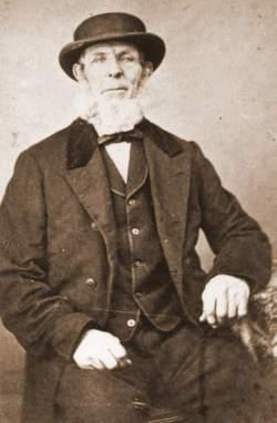 William Bates, Sr