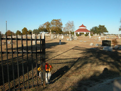 Pilot Point Community Cemetery
