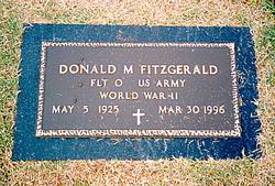Donald Maurice Fitzgerald