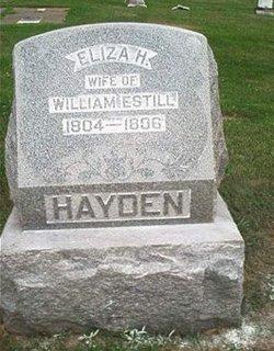Eliza Ann <i>Hayden</i> Estill