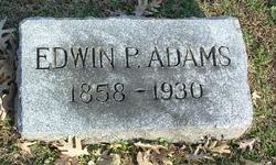 Edwin P. Adams