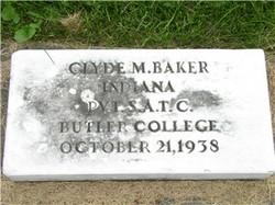 Clyde Maize Baker