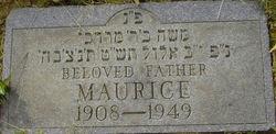 Maurice J. Cohen