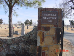 Wetumka Cemetery