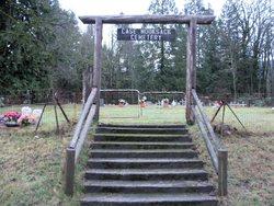 Case Nooksack Cemetery