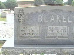 James T Blakely