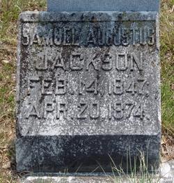 Samuel Augustus Jackson