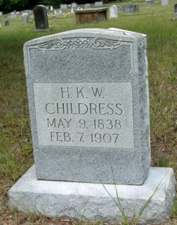Harris K.W. Childress