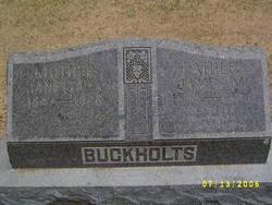 Janetta A. <i>Perryman</i> Buckholts