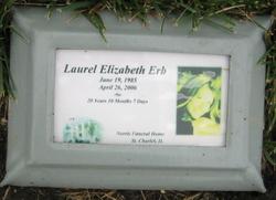 Laurel Elizabeth Erb