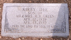 Kirby Dee Green
