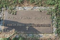 Freda Fonda Robuck